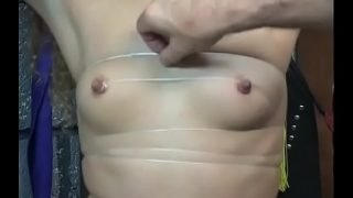 Amateur bondage xxx vagina play with rough toys