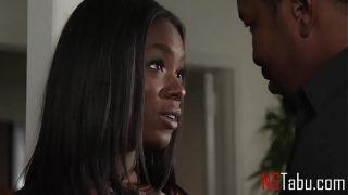 Black Hot Wife Fucks Cuckold Husband's Boss – Ana Foxx, Isiah Maxwell
