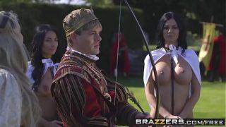 Brazzers – Storm Of Kings XXX Parody Part Anissa KateandJasmine JaeandRyan R