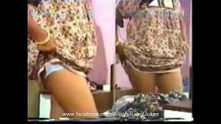 Desi Aunty Caught A Man To Have Sex