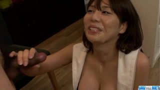 Karen Natsuhara, hot milf, goed nasty on a large cock,tight pussy fuck