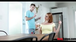 Naughty sister gets punished the sexual way