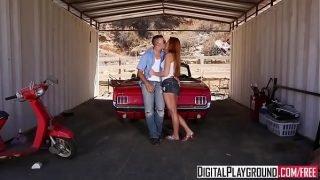 XXX Porn video – Engine Trouble
